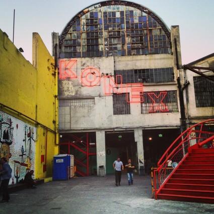 Ciudad Cultural Konex, Buenos Aires