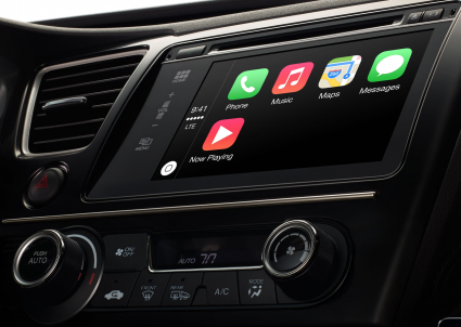 Google and Apple started putting their plans to get into car in action in 2014.